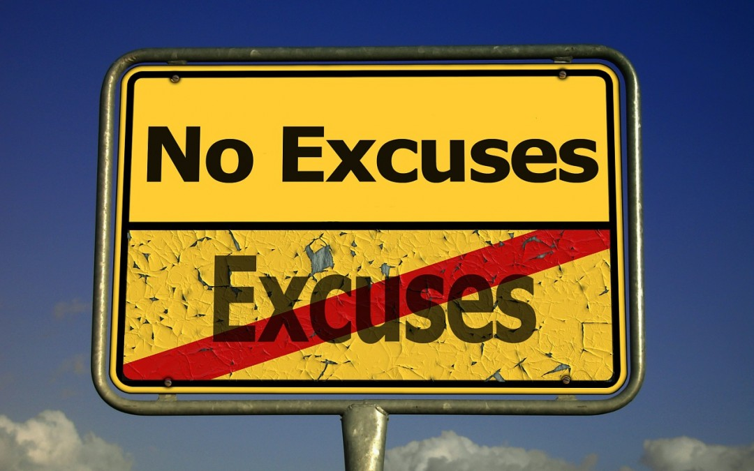 Business Excuses Or Business Expansion?