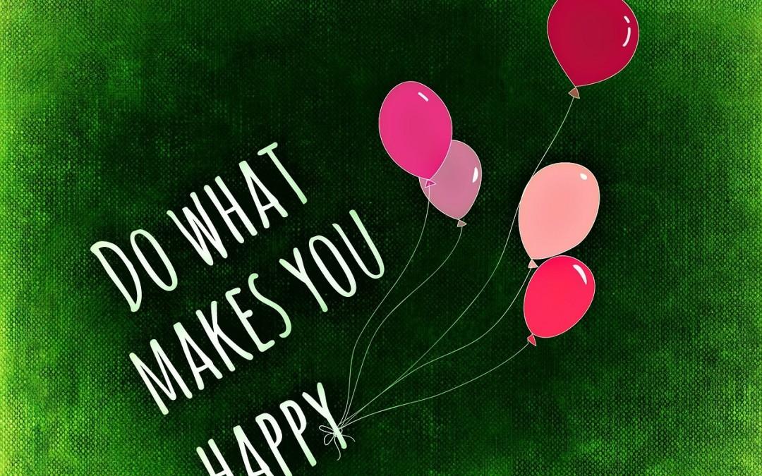 If Money Follows Joy …