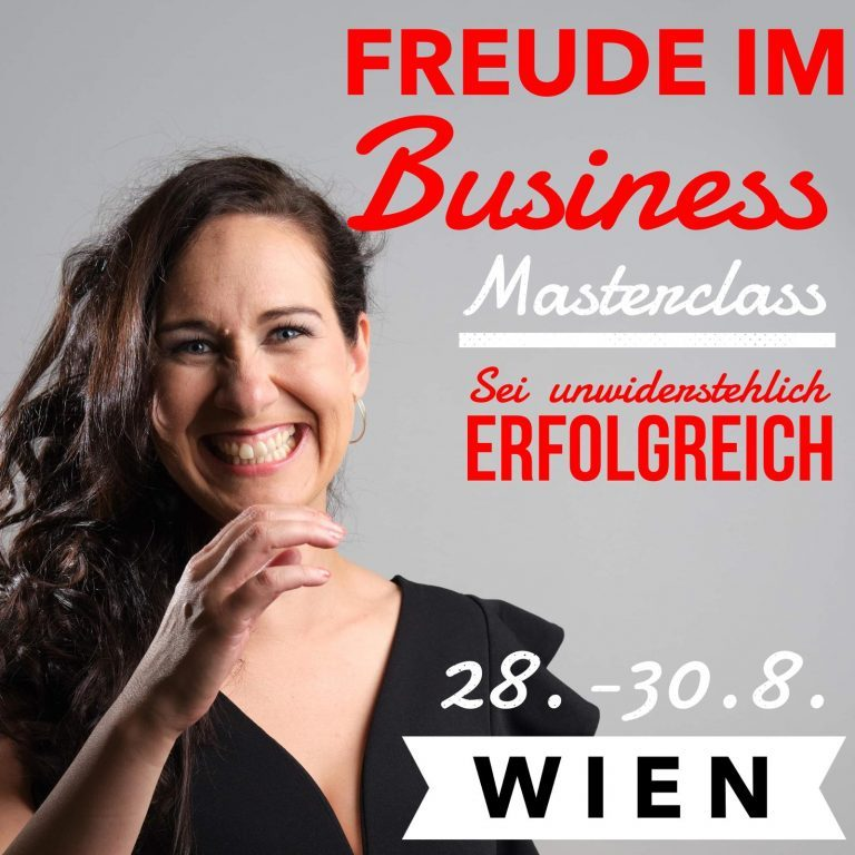 Business Done Different Master Class with Doris Schachenhofer
