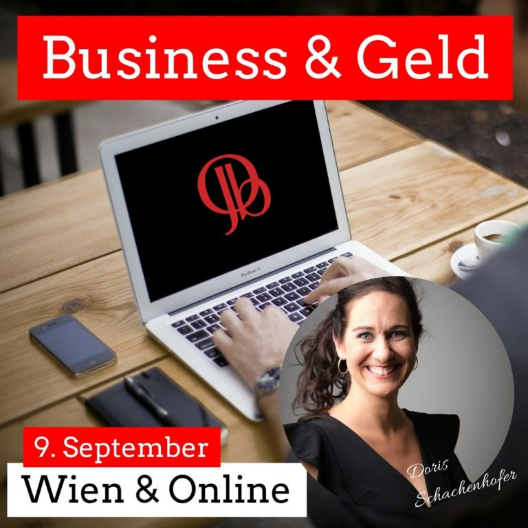 Access Business and Money with Doris Schachenhofer in Vienna